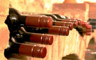 wine cellar, wine