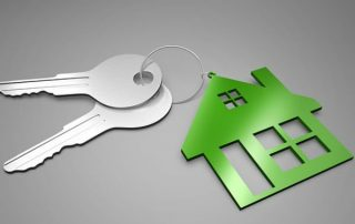 house, keys, mortgage