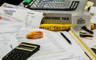 taxes, filing, business
