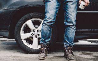 man,car, millennial