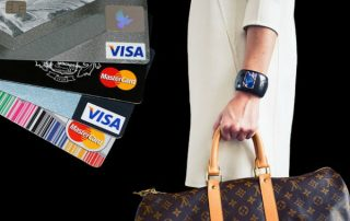 shopping, credit cards