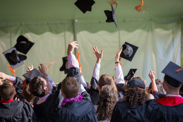 College grads optimistic about future despite loan debt, housing costs