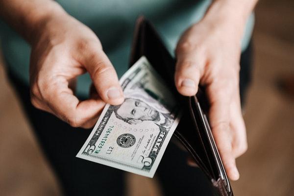 money taxes owed money
