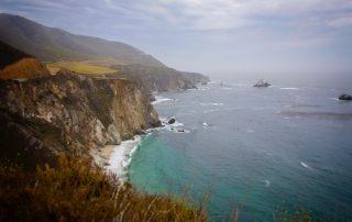 California, scenery, landscape