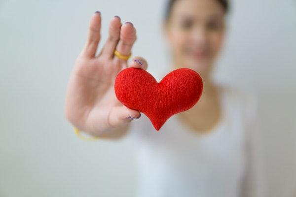 charity giving love