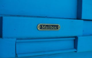 mailbox stimulus check
