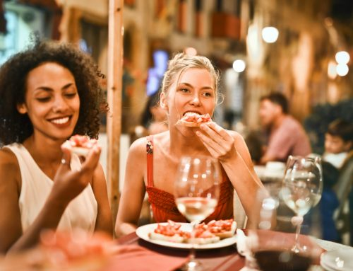 IRS: tax relief help for deductions for food, beverages from restaurants