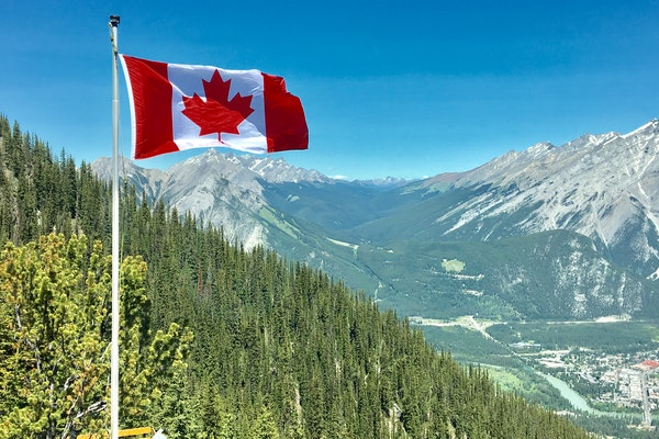 Canada flag country