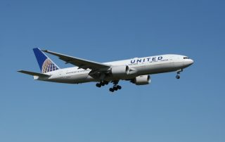 United Airline COVID testing