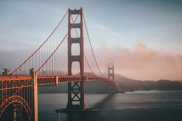California travel iconic symbols