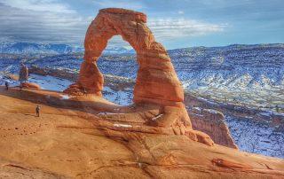 Moab Utah rock climbing red rocks
