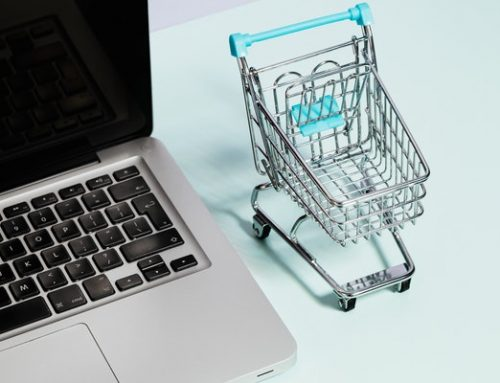 The online grocery market nearly tripled in 2020 amid COVID-19