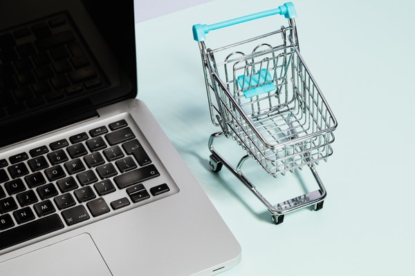 COVID-19 online groceries