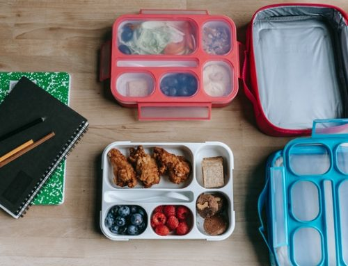 Helpful nutrition tips for back-to-school meals
