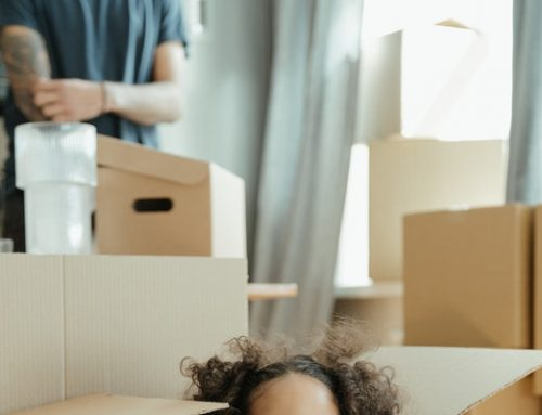 New children's e-book helps kids cope with moving stress