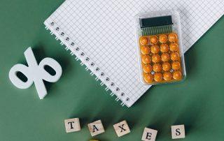 taxes claims